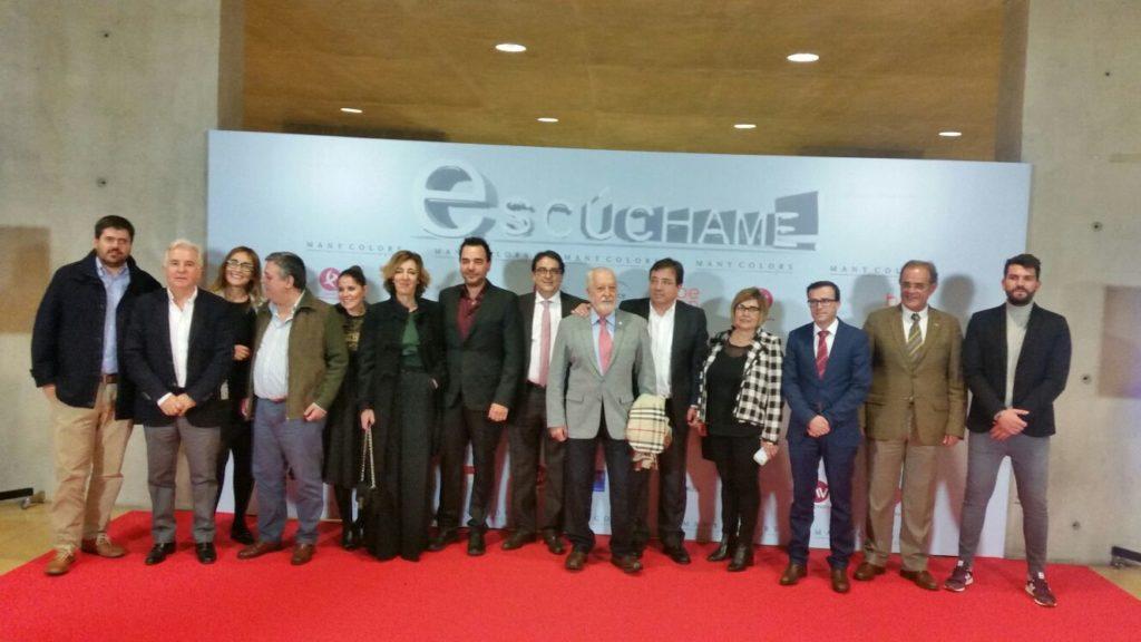 """Imagen Institucional Premios """"Escúchame TV"""""""