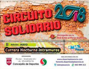 Circuito Solidario de Plasencia 2018