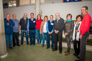 Visita a PLACEAT de la Presidenta de la Diputación de Cáceres, Dña. Rosario Cordero
