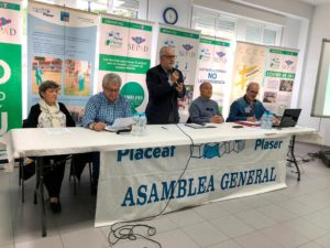 Asamblea General Ordinaria de PLACEAT-PLASER 2018