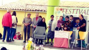 Actuación del Grupo de Teatro Placeat en Alagón del Río