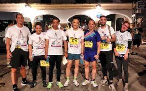 II Carrera Nocturna Intramuros de Plasencia 2018