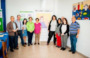 """Rueda de Prensa """"Yo, tu, ellas..."""", PLACEAT - Plena Inclusión Extremadura"""