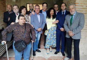"""Seminario Internacional """"LA REFORMA SOCIAL DE LA CONSTITUCIÓN ESPAÑOLA"""""""