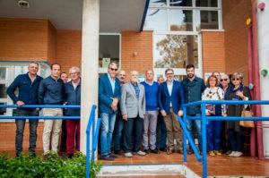 Visita de D. José Antonio Monago a las instalaciones de PLACEAT