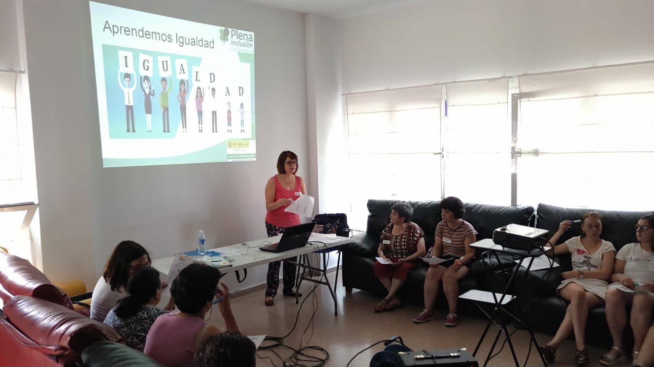 Curso en PLACEAT sobre Promoción de la Igualdad