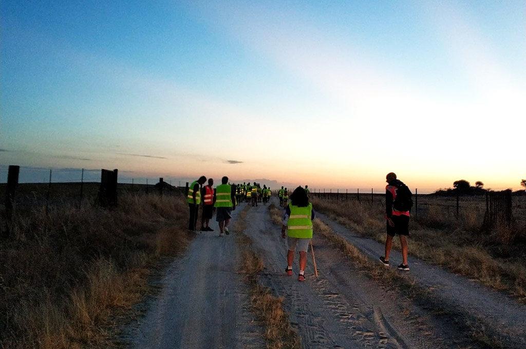 Resumen de la III Etapa de la Marcha andando de la Asociación PLACEAT por las Tierras de Tajo-Salor-Cáceres, 2018