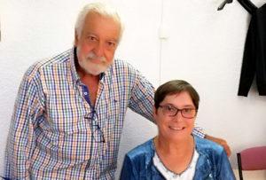 Incorporación de Mari Carmen Vinagre a su puesto de Trabajo en la Diputación de Cáceres