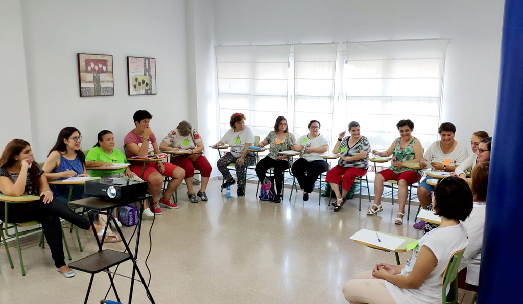 Taller Activación Sociolaboral de Mujeres con Discapacidad en Extremadura
