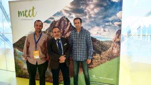 El Albergue Vía de la Plata de PLASER | PLACEAT en la Meet Extremadura de Turismo