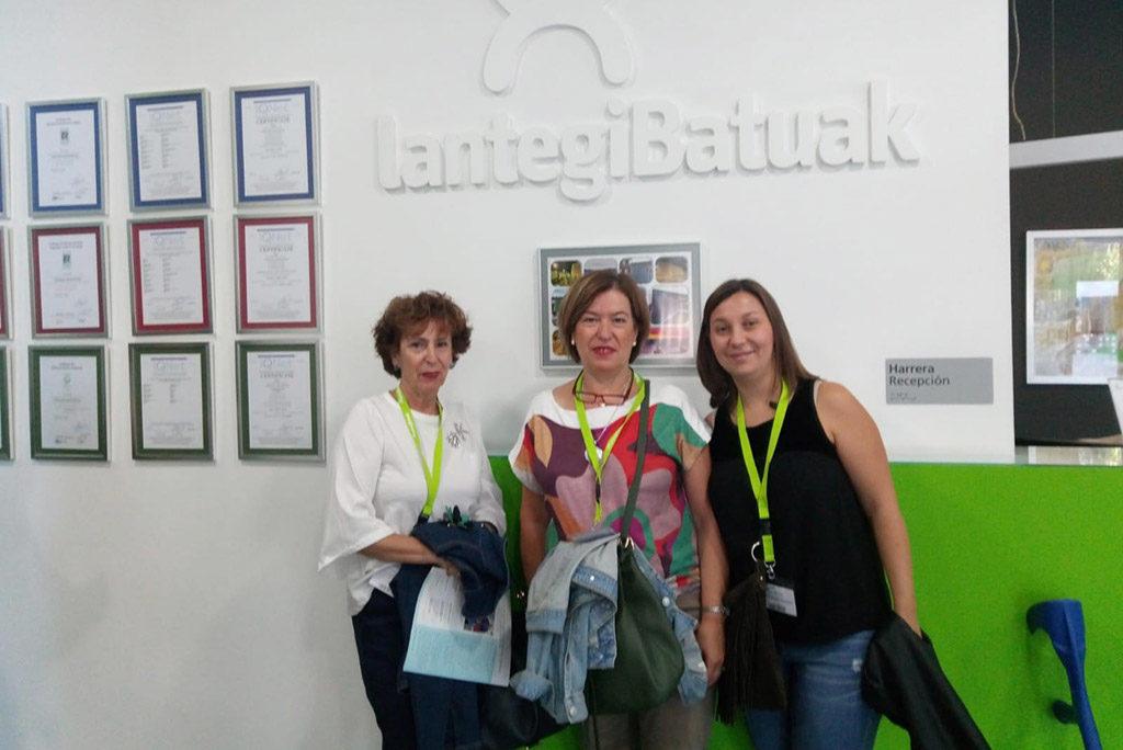Técnicos de PLASER en el Proyecto +IMPLICADOS de IBERDROLA