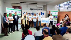 Solidaridad Carrefour Plasencia en PLACEAT