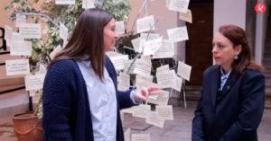 Reportaje a Yolanda Gómez en +Trabajo, de Canal Extremadura