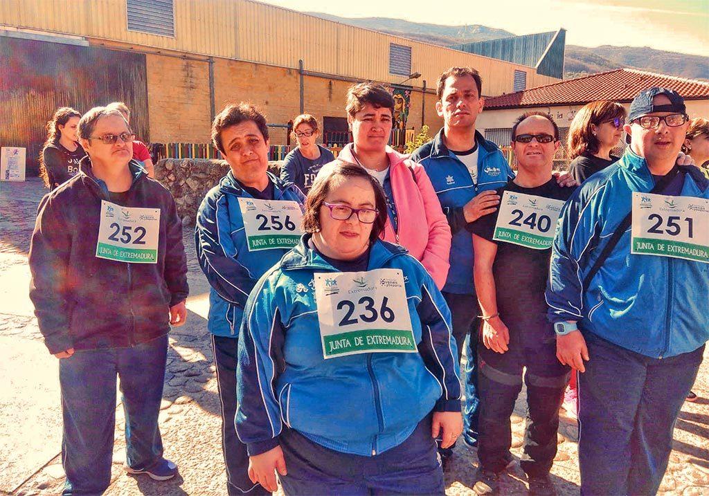 "Placeat en la IV Jornada Deportiva ""Por ellas"" en Jerte"