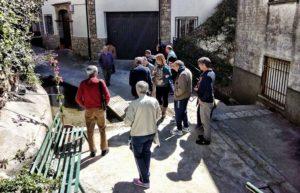 Visita a Barrado y Pasarón de la Vera