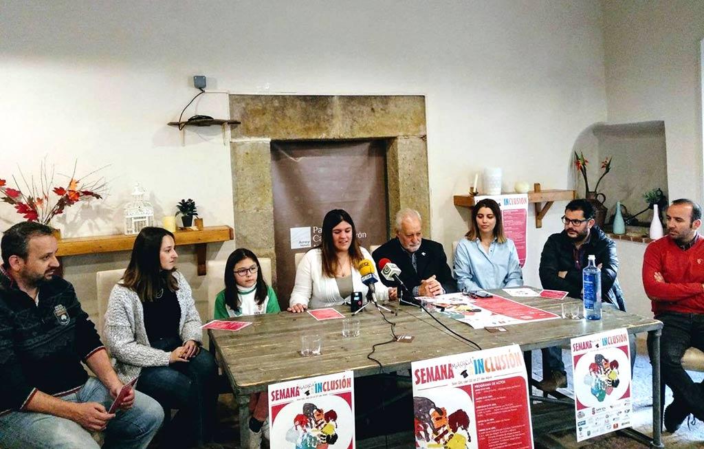 II Semana de la Inclusión en San Gil