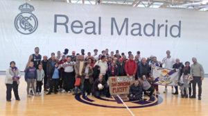 "Partido de Baloncesto Real Madrid ""B"""