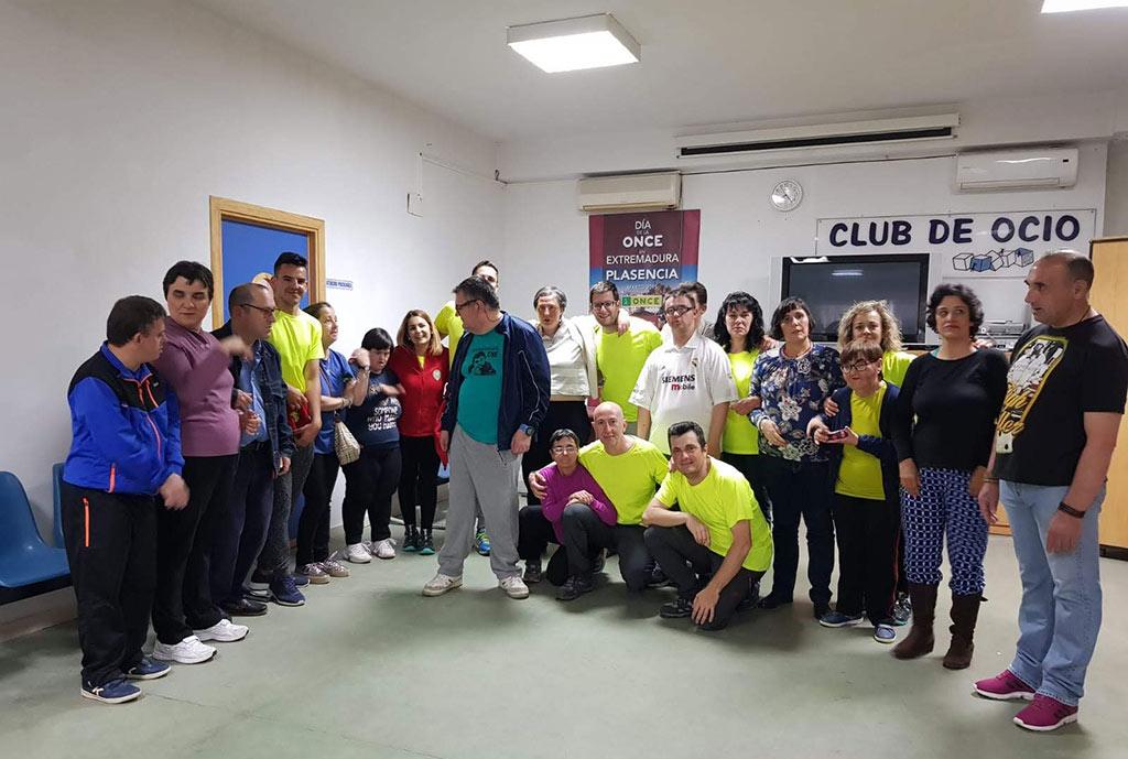 Foto de Grupo de los participantes en los Talleres de la Libelula Roja