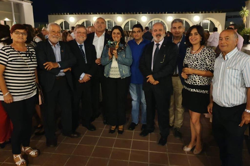 Placeat en los Premios Solidarios de la ONCE 2019