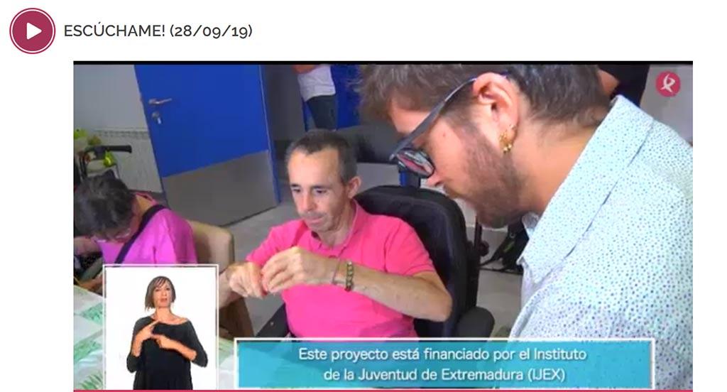 Reportaje de Escúchame sobre el Campo de Trabajo de PLACEAT en San Gil 2019