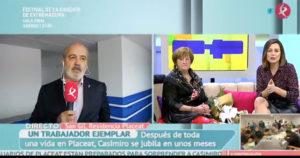 Nos visita el Programa A esta Hora de Canal Extremadura