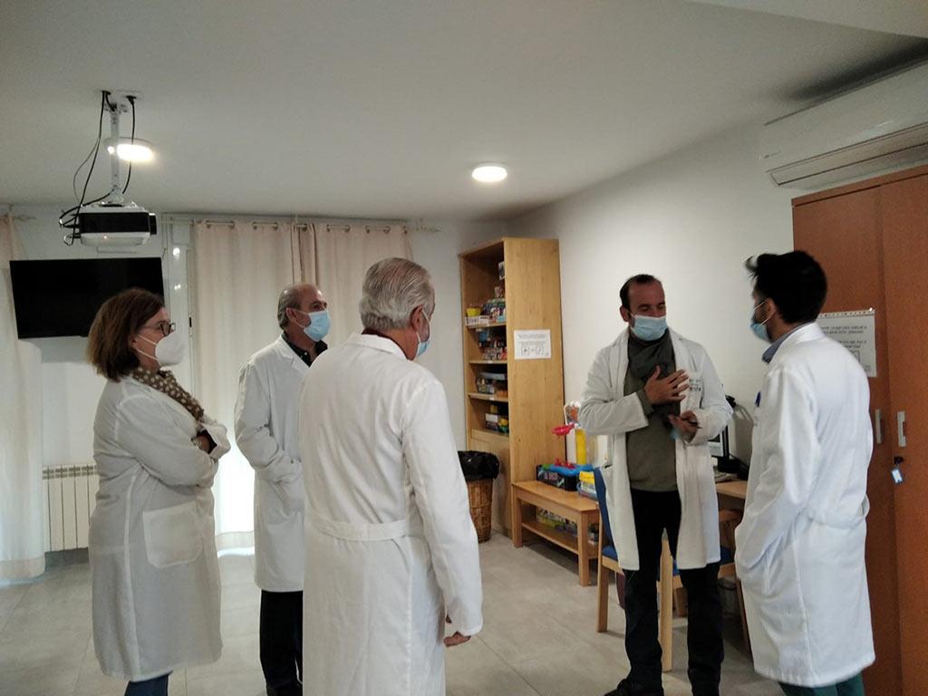 Ramón A. Rubio Lucio, nuevo Director Gerente de PLACEAT, visita San Gil