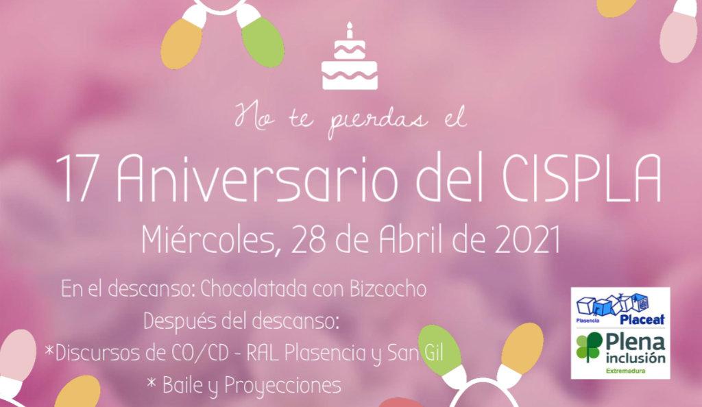 17 Aniversario del CISPLA