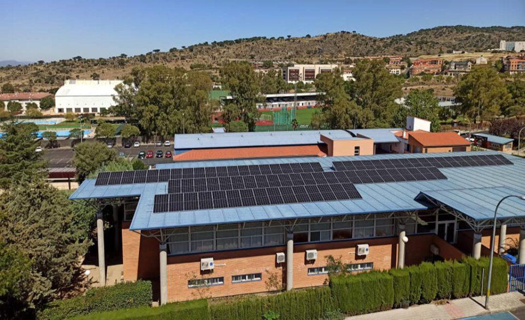 Instalación fotovoltaica en el CISPLA