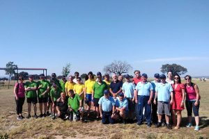 Campeonato de Golf Adaptado Fin de Curso 2018